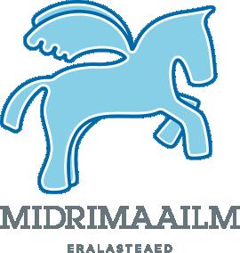 Midrimaailm eralasteaia logo