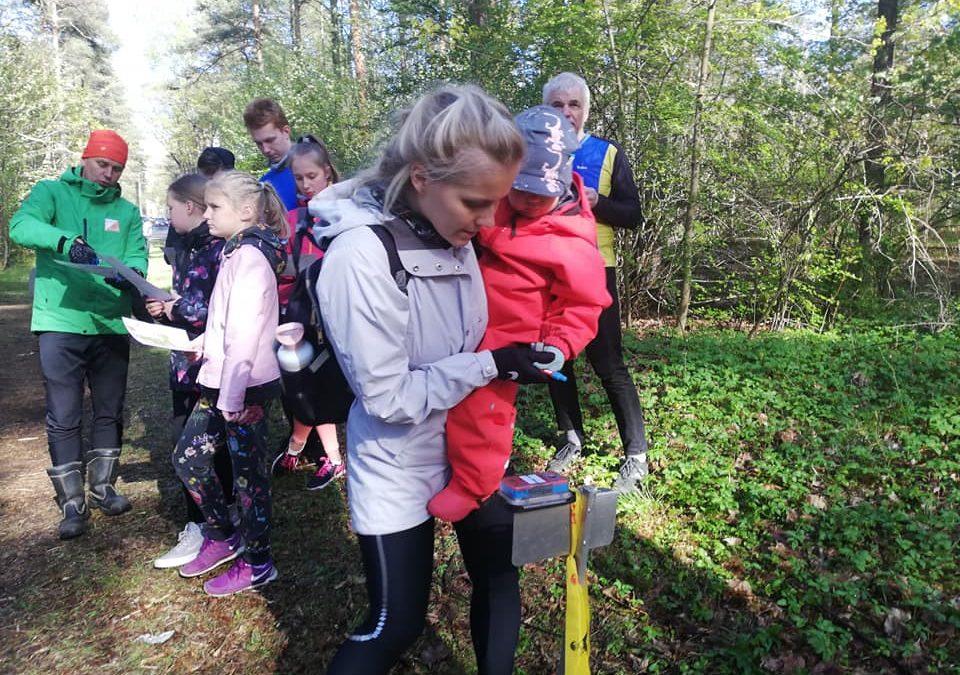 Väikeste rühmade orienteerumine